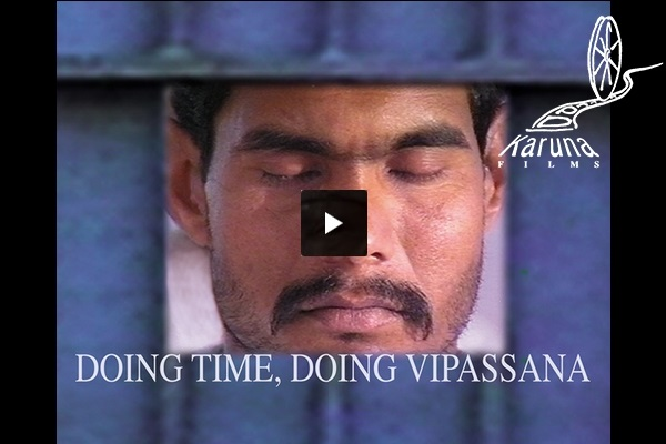 A beautifully made feaure documentary film about the transformative effect of Vipassana meditation on the inmates of one of India's toughest jails.
